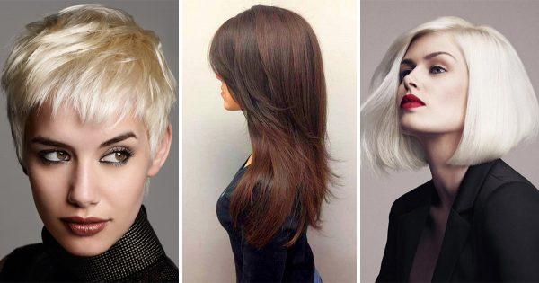 ¡Para cambiar tu vida, cambia tu peinado! Los cortes de cabello que estarán de moda en el 2017.