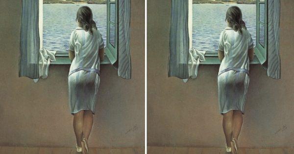 Solo un genio podrá notar la diferencia entre estas imágenes. ¿Te atreves a probar?
