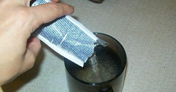 ¡Es por eso que debes olvidarte de las bebidas instantáneas contra la gripe!