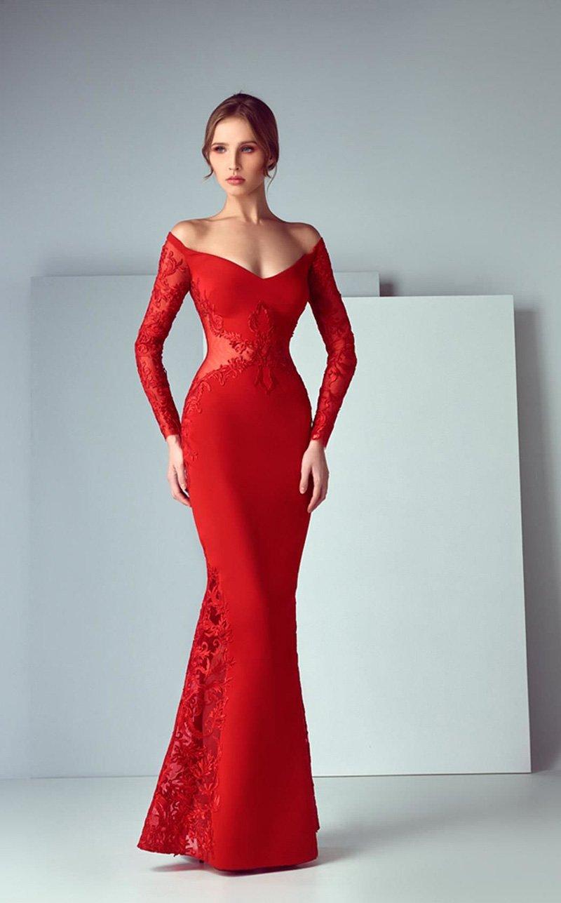 Nice Vestidos Novia Rojo Picture Collection - All Wedding Dresses ...