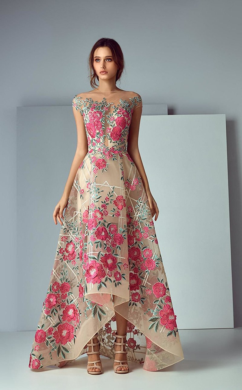 Vestidos de noche elegantes