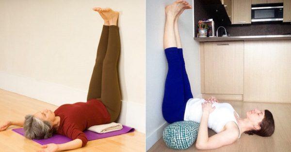 ¡Cinco milagros sucederán si haces esta simple pose todos los días!