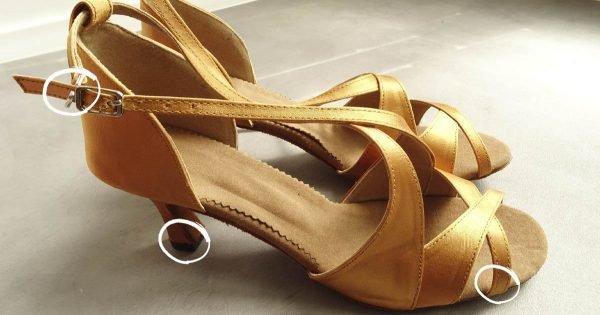 Siete signos externos de zapatos baratos